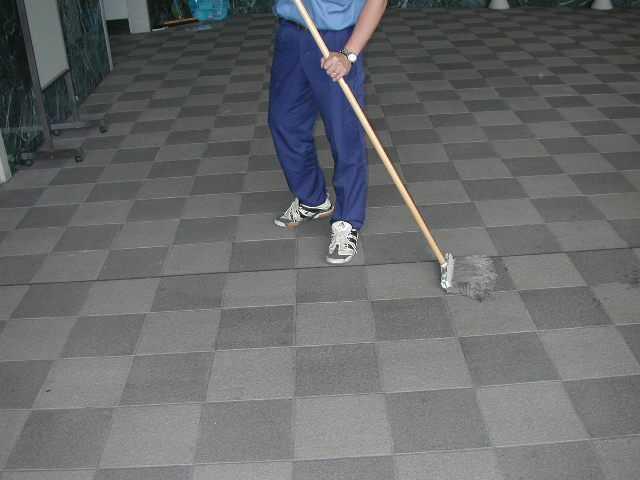 No.2 かわさきファズ物流センターの清掃業務